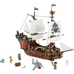 LEGO® CREATOR Nave pirata