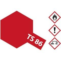 Vernice acrilica Rosso brilliante Codice colore: TS-86 Bombola spray 100 ml