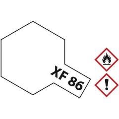 Vernice acrilica Trasparente (opaco) XF-86 Contenitore in vetro 10 ml