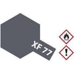 Vernice acrilica Grigio Sasebo Arsenal (opaco) XF-77 Contenitore in vetro 10 ml