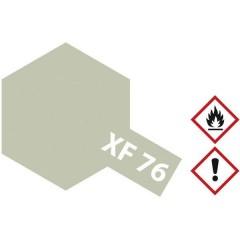 Vernice acrilica Grigio, Verde (opaco) XF-76 Contenitore in vetro 10 ml