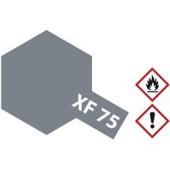 Vernice acrilica Grigio UN opaco XF-75 Contenitore in vetro 10 ml