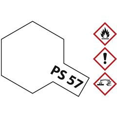 Vernice lexan Bianco perlato Codice colore: PS-57 Bombola spray 100 ml