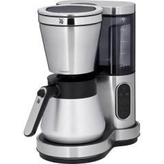 LUMERO Thermo Macchina per il caffè Argento, Nero Capacità tazze=8