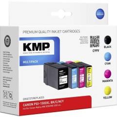 Cartuccia Compatibile sostituisce Canon PGI-1500XL Imballo multiplo Nero, Ciano, Magenta, Giallo C99V