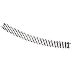 H0 Line (senza massicciata) Binario curvo 30 ° 604.4 mm