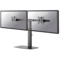 1 pezzo Supporto da tavolo per monitor 25,4 cm (10) - 68,6 cm (27) Girevole, Rotante,