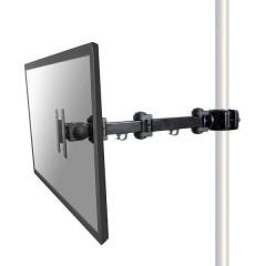 1 pezzo Supporto per monitor su tubo 25,4 cm (10) - 76,2 cm (30) Girevole, Rotante, Ruotabile