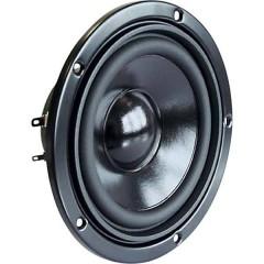 W 130 S 5 pollici 13 cm Toni bassi 30-2500Hz 50 W 4 Ω