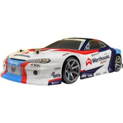 RS4 Sport 3 Drift James Deane Nissan S15 Brushed 1:10 Automodello Elettrica Auto stradale 4WD RtR 2,4 GHz