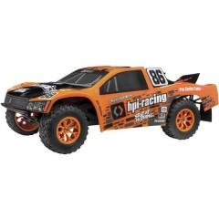 Jumpshot SC V2 Arancione, Nero Brushed 1:10 Automodello Elettrica Short Course Trazione posteriore RtR 2,4