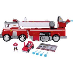PAW Patrol Ultimate Rescue auto antincendio con Marshall - personaggio