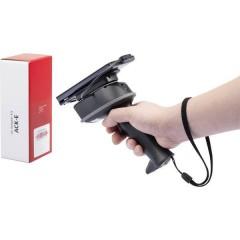 RioScan Barcode scanner Bluetooth® 1D CCD Nero Scanner per smartphone Micro USB (OTG), Bluetooth