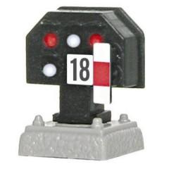 H0 Segnale luminoso basso Segnale di blocco binario Modello pronto, già assemblato DB