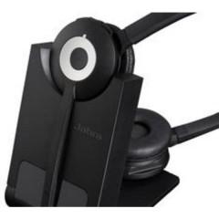 PRO 920 Cuffia telefonica DECT Senza filo Cuffia Over Ear Nero