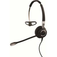 BIZ 2400 II Cuffia telefonica QD (Quick Disconnect) Mono Cuffia Over Ear Nero