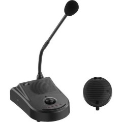 ICM-20H verticale Microfono vocale Tipo di trasmissione:Cablato incl. protezione vento
