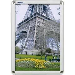 Cornice portafoto Formato carta: DIN A3 (L x A x P) 32.7 x 45 x 1.2 cm Argento