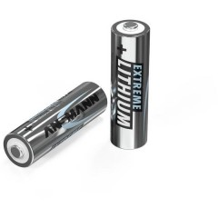 FR06 Batteria Stilo (AA) Litio 2850 mAh 1.5 V 8 pz.