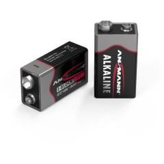 6LR61 Red-Line Batteria da 9 V Alcalina/manganese 9 V 1 pz.