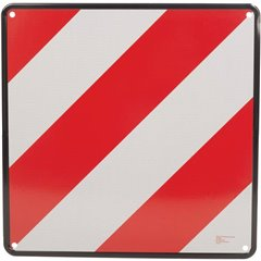 Cartello di avvertimento (L x A) 500 mm x 500 mm