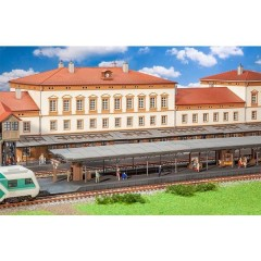 Banchina ferroviaria di Friedrichstadt H0