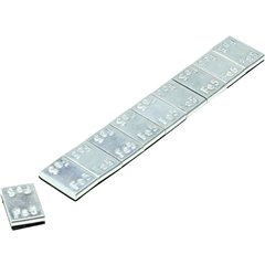Peso di bilanciatura (L x L x A) 19 x 12 x 3 mm