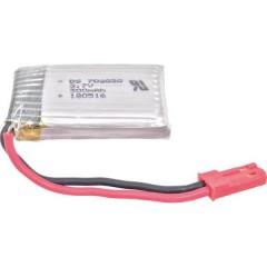 Parte di ricambio Batteria ricaricabile Adatto per modello: Elicottero elettrico a 3 canali (Cod: