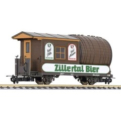 H0e barilelwagen Zillertalbahn