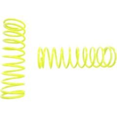 Molle tuning per ammortizzatori 1:8 Extra dura Giallo Neon 65 mm 2 pz.