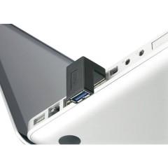 USB 3.0 Adattatore [1x Spina A USB 3.0 - 1x USB 3.2 Gen 1 Presa C]