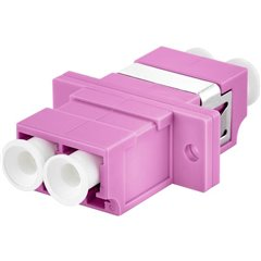 Adattatore per fibra ottica Violetto