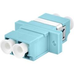 Connettore per fibra ottica Blu acqua