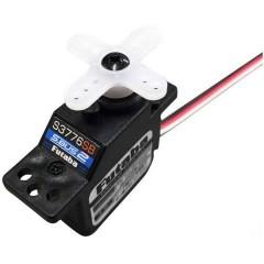 Nano Servo S3776SB Servo digitale Materiale trasmissione: Metallo Sistema innesto: