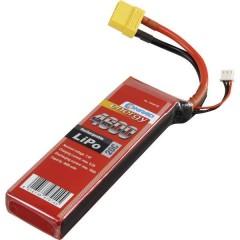Batteria ricaricabile LiPo 7.4 V 4600 mAh Numero di celle: 2 20 C Softcase XT90