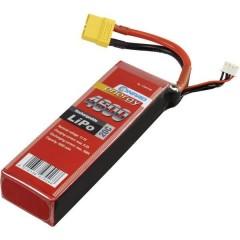 Batteria ricaricabile LiPo 11.1 V 4600 mAh Numero di celle: 3 20 C Softcase XT90