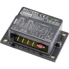 Controllo batteria Protezione contro le scariche 12 V, 24 V