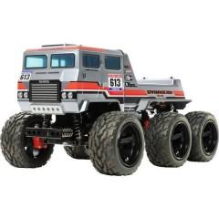 Dynahead 6x6 Brushed 1:18 Automodello Elettrica Monstertruck 4WD In kit da costruire