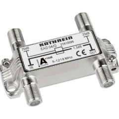 EAD 04/G Distributore TV via cavo 5 - 1218 MHz