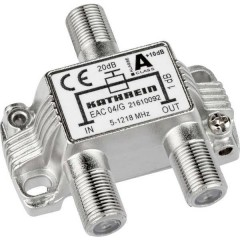 EAC 04/G Derivatore TV via cavo 1 via 5 - 1218 MHz