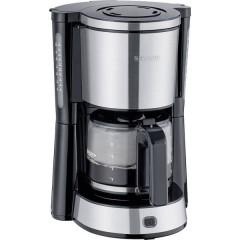 KA 4822 TYPE Macchina per il caffè acciaio inox, Nero Capacità tazze=10