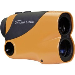 DJE-600 orange Misuratore della distanza 6 x 25 mm Range 5 fino a 600 m
