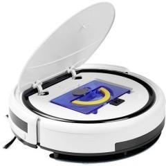 Robot per pulizia Bianco, Nero 1 parete virtuale