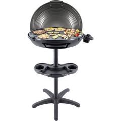 VG 325 Elettrico Brabecue grill con supporto Zona barbecue (diametro)=480 mm Nero