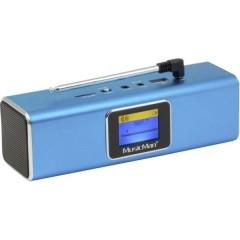 Musicman BT-X29 Altoparlante Bluetooth Blu
