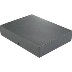 Cartellina per documenti 580 Fogli (80 g/m²) Nero DIN A4 1 pz.