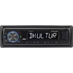 RUDAB-1805 Autoradio Sintonizzatore DAB+, incl. Antenna DAB, Vivavoce Bluetooth®