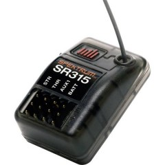 SR315 Ricevitore a 3 canali 2,4 GHz