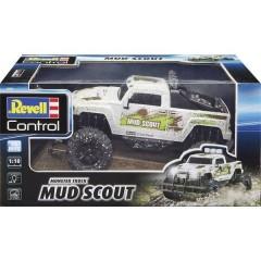 New Mud Scout 1:10 Automodello per principianti Elettrica Monstertruck Trazione posteriore
