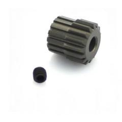Pignone motore Tipo di modulo: 48 DP Ø foro: 3.175 mm Numero di denti: 15